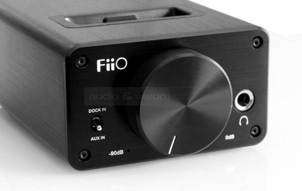 FiiO E09K fejhallgató erősítő
