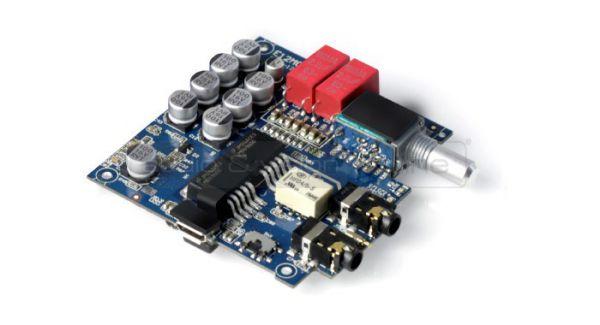 FiiO E12 fejhallgató erősítő belső