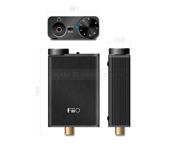 FiiO E10K DAC