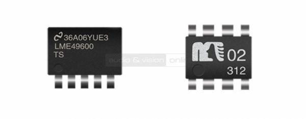 FiiO E12A for IEM hordozható fejhallgató erősítő chipset