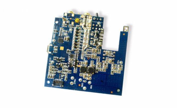 FiiO E12A for IEM hordozható fejhallgató erősítő panel