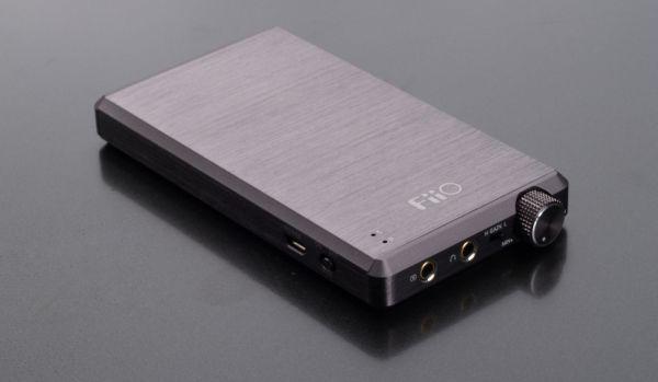 FiiO E12A for IEM hordozható fejhallgató erősítő