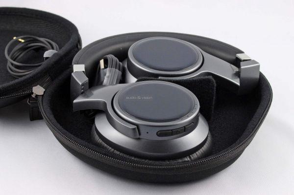 FiiO EH3NC aktív zajzáras Bluetooth fejhallgató tok