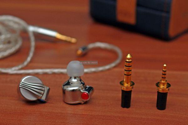 FiiO FD5 fülhallgató tartozékok