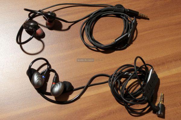 FiiO FH1 és F9 PRO fülhallgatók