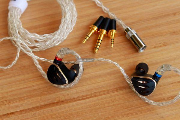 FiiO FH5s fülhallgató kábel