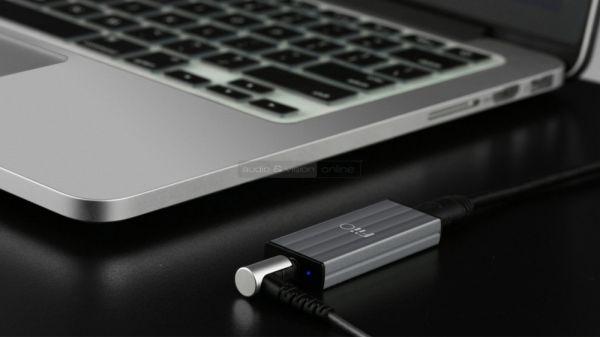 FiiO K1 USB DAC és fejhallgató erősítő