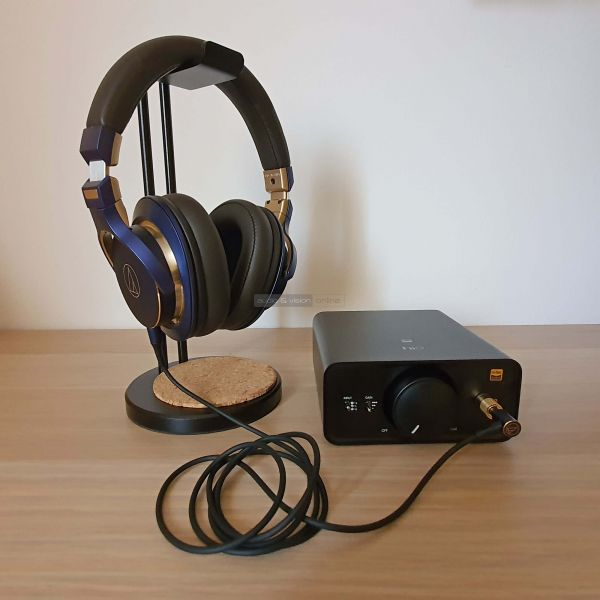 FiiO K5 Pro Audio-Technica ATH-MSR7se