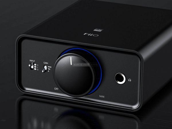 FiiO K5 Pro fejhallgató erősítő