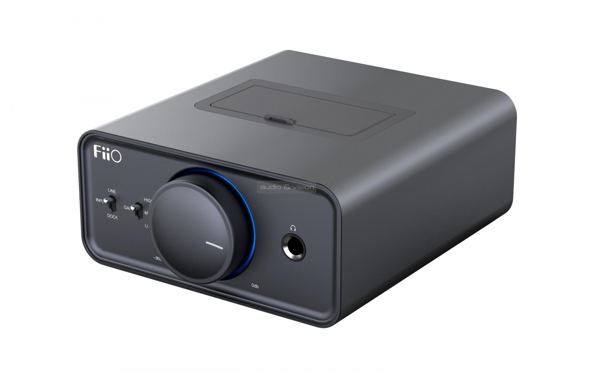 FiiO K5 fejhallgató erősítő teszt  50850a199f
