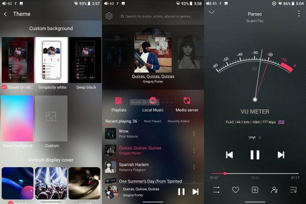 FiiO M11 Plus LTD App
