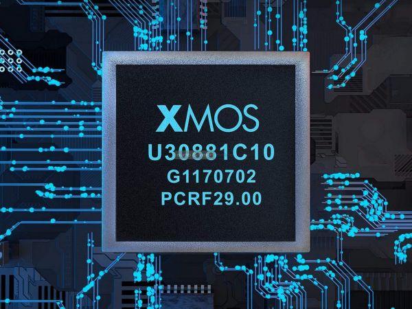FiiO M15 XMOS XUF208 USB chip