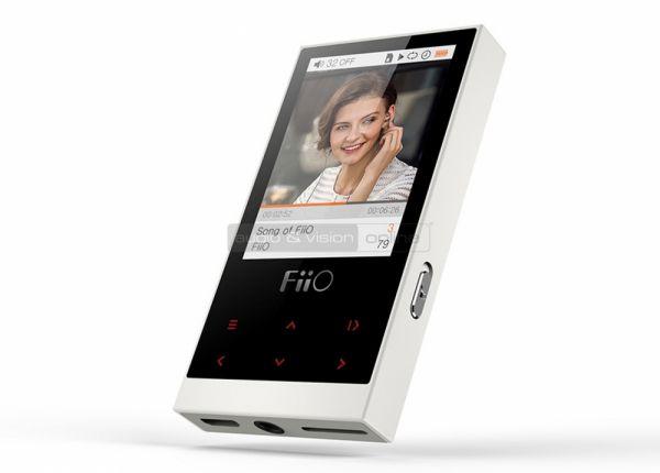 FiiO M3 hordozható audio lejátszó