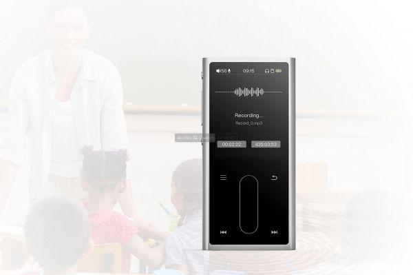 FiiO M3K mobil zenelejátszó és diktafon