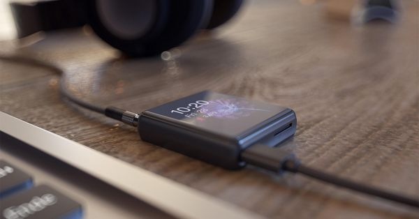 FiiO M5 mobil zenelejátszó