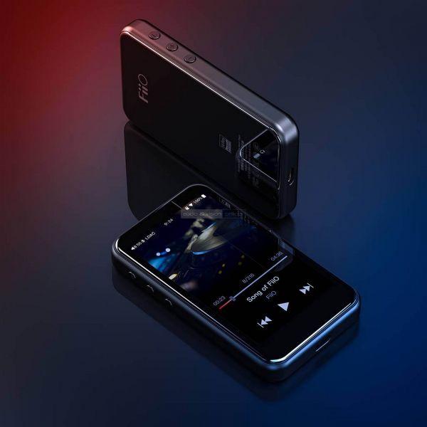 FiiO M6 hordozható zenelejátszó teszt