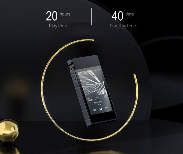 FiiO M7 audio lejátszó akkumlátor