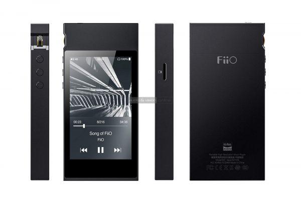 FiiO M7 mobil zenelejátszó
