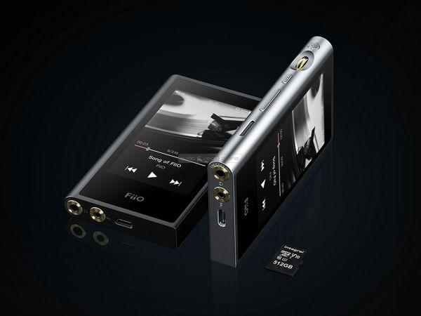 FiiO M9 mobil zenelejátszó