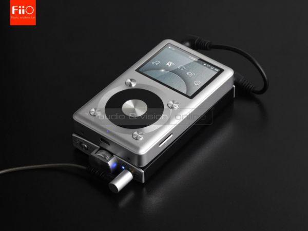 FiiO Q1 DAC és X3 2nd gen audio lejátszó