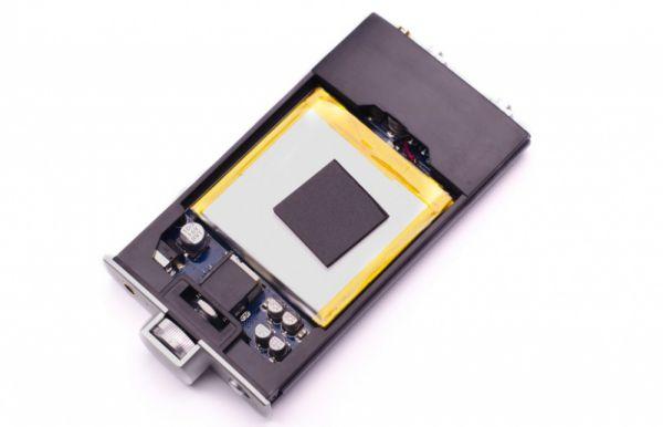 FiiO Q1 USB DAC belső