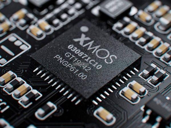 FiiO Q3 fejhallgató erősítő XMOS