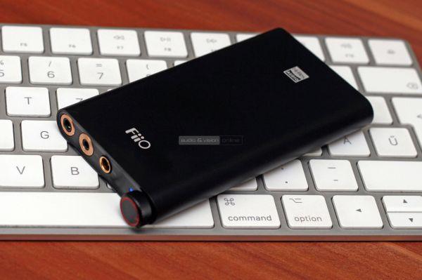 FiiO Q3 USB DAC