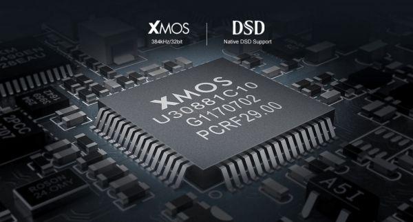 FiiO Q5 DSD DAC XMOS