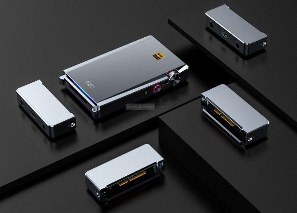 FiiO Q5 USB DAC amp modulok