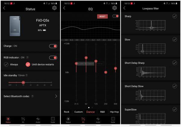 FiiO Q5s App