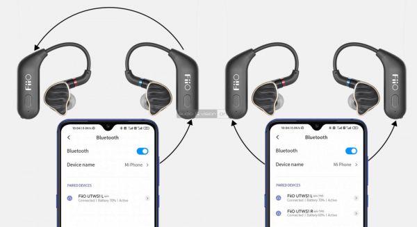 FiiO UTWS1 Bluetooth modul