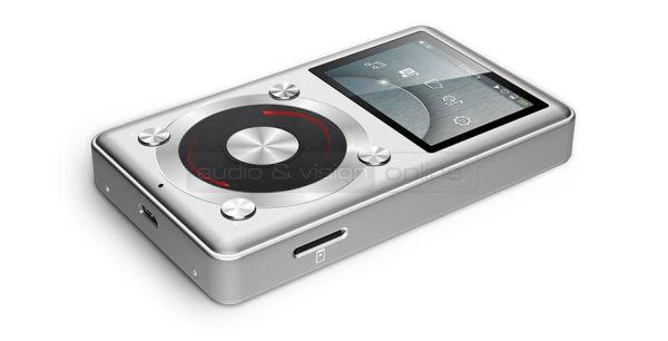 FiiO X1 mobil hifi lejátszó