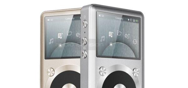 FiiO X1 mobil hifi lejátszó kétféle színben