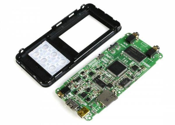 FiiO X3 mobil hifi lejátszó és DAC belső