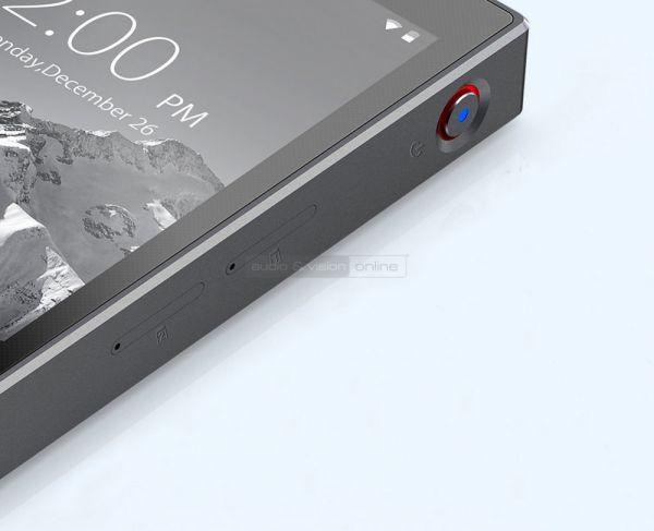 FiiO X5 3rd gen mobil audio lejátszó Dual SD kártya foglalat