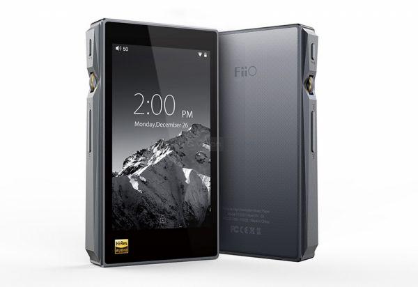 FiiO X5 3rd gen mobil audio lejátszó