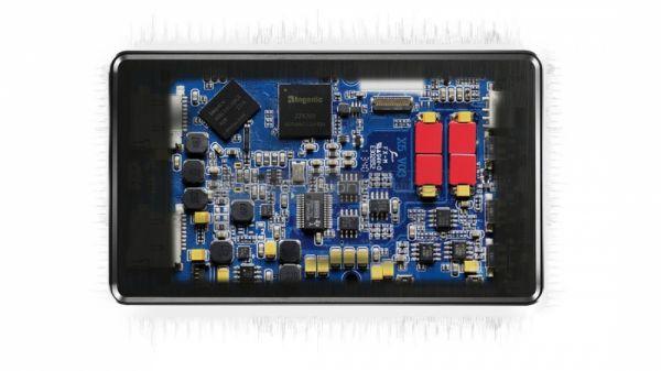 FiiO X5 mobil hifi lejátszó és DAC belső