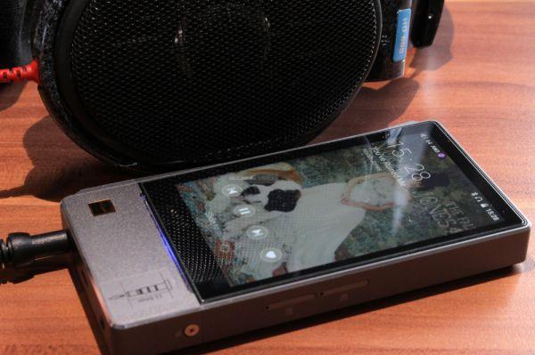 FiiO X7 Mark II mobil hifi lejátszó