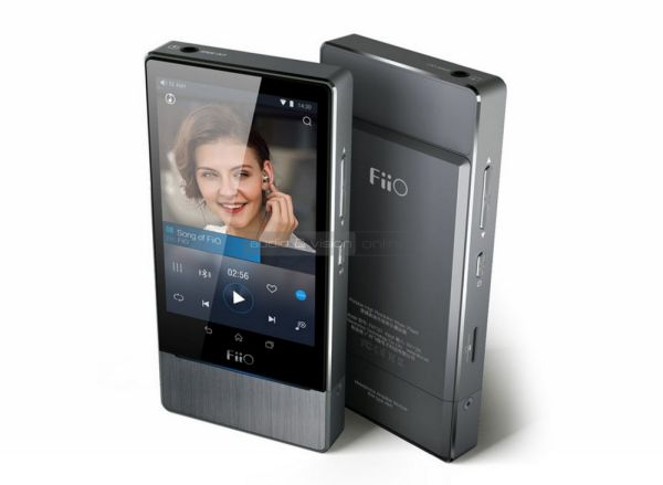 FiiO X7 audio lejátszó