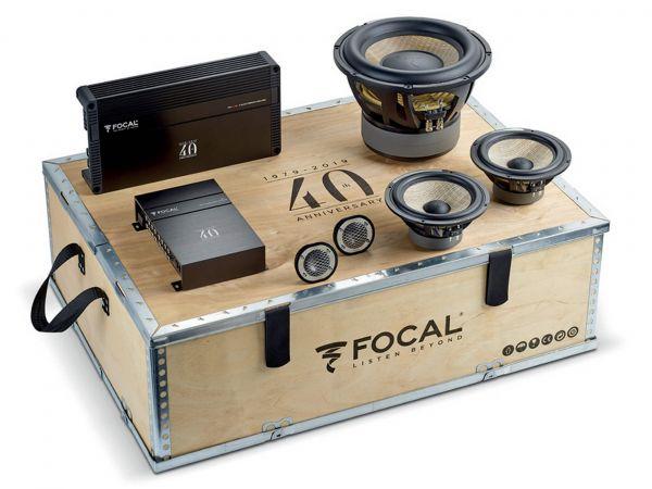 Focal F40 th autóhifi