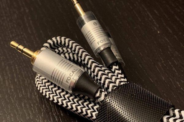 Focal Elegia fejhallgató kábel