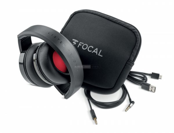 Focal Listen Wireless Bluetooth fejhallgató tartozékok
