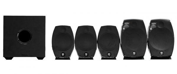 Focal Sib Evo Dolby Atmos 5.1.2 házimozi hangfalszett