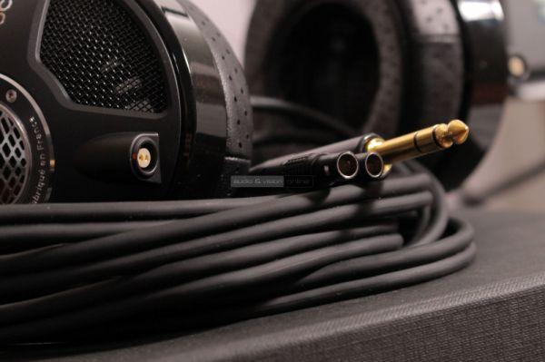 Focal Utopia fejhallgató kábel
