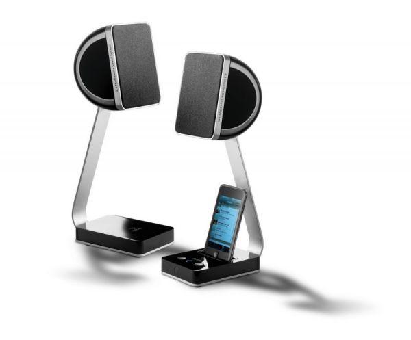 Focal XS 2.1 iPod dokkolós hangrendszer szatellit sugárzói