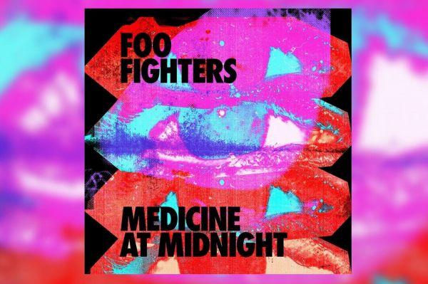 Foo Fighters Medicine at Midnight album