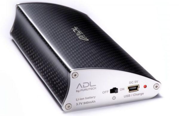 Furutech ADL Cruise hordozható fejhallgató erősítő