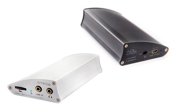 Furutech ADL Stride hordozható fejhallgató erősítő