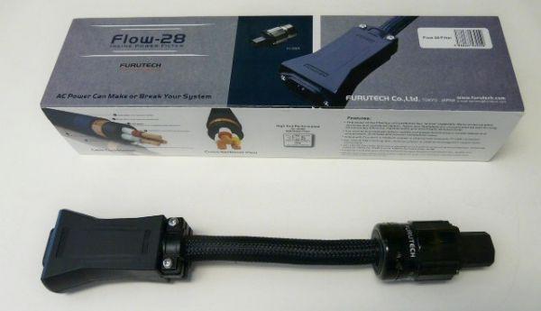 Furutech Flow 28 tápszűrő