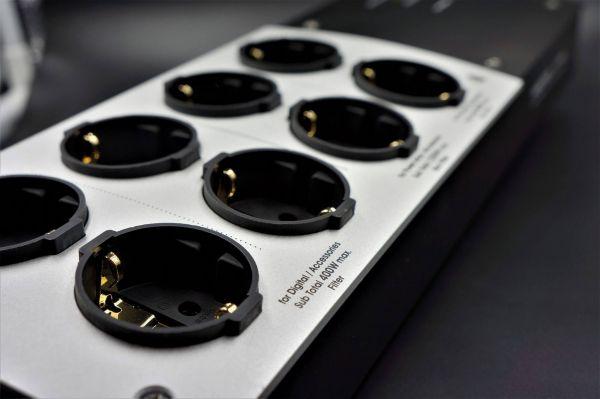 Furutech E-TP80E tápszűrő